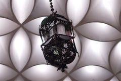 Lámpara del cuarto de baño Foto de archivo