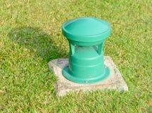 Lámpara del jardín Imagenes de archivo