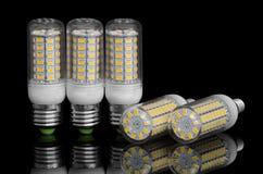 Lámpara del maíz del LED Fotografía de archivo