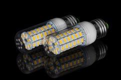 Lámpara del maíz del LED Fotografía de archivo libre de regalías