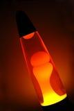 Lámpara del movimiento imagen de archivo libre de regalías