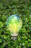 Lámpara del mundo brillante Fotografía de archivo libre de regalías
