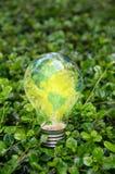 Lámpara del mundo brillante Imágenes de archivo libres de regalías