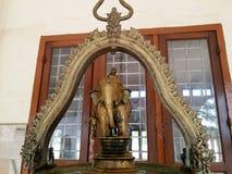 Lámpara del templo Fotografía de archivo