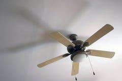 Lámpara del ventilador Fotografía de archivo libre de regalías