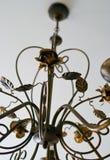 Lámpara del viejo estilo Imágenes de archivo libres de regalías