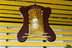Lámpara eléctrica Fotografía de archivo libre de regalías