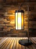 Lámpara eléctrica Foto de archivo