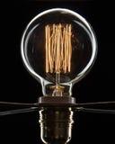 Lámpara eléctrica elegante Fotografía de archivo
