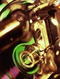 Lámpara electrónica Imagen de archivo libre de regalías