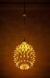 Lámpara en Art Deco Style en el terminal de Grand Central, Nueva York Imagenes de archivo