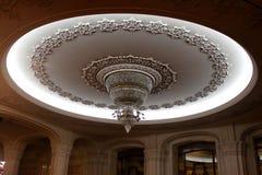 Lámpara en la casa del parlamento Imágenes de archivo libres de regalías