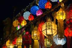 Lámpara en Tailandia Fotos de archivo libres de regalías