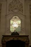Lámpara en vestíbulo Fotografía de archivo libre de regalías