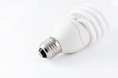 Lámpara fluorescente Imágenes de archivo libres de regalías