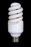 Lámpara fluorescente ahorro de energía Fotografía de archivo