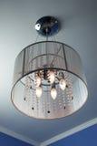Lámpara incluida en el techo Fotos de archivo