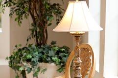 Lámpara interior Imagen de archivo libre de regalías