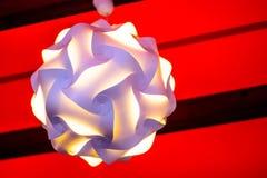 Lámpara inusual Fotografía de archivo