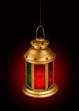 Lámpara islámica Fotos de archivo
