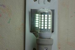 Lámpara llevada del smd Imagen de archivo