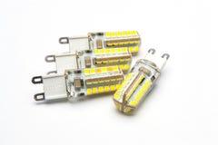 Lámpara llevada g9 Imagenes de archivo