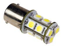 Lámpara llevada para el automóvil Imágenes de archivo libres de regalías