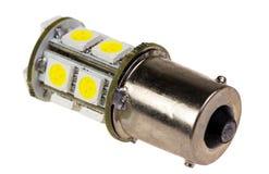 Lámpara llevada para el automóvil Imagen de archivo
