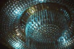 Lámpara magnífica del salón Foto de archivo