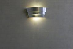Lámpara moderna del aplique Fotos de archivo libres de regalías