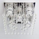 Lámpara moderna del techo del art déco Fotos de archivo libres de regalías