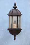 Lámpara negra Fotos de archivo libres de regalías