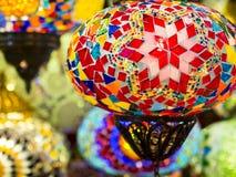 Lámpara oriental Fotografía de archivo libre de regalías