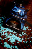 Lámpara para aromatherapy Fotos de archivo libres de regalías