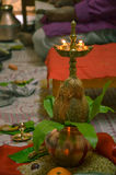 Lámpara religiosa fotos de archivo