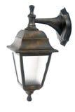 Lámpara retra Fotos de archivo libres de regalías