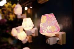 Lámpara romanetic Foto de archivo libre de regalías