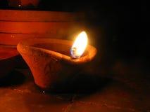 Lámpara santa Imagen de archivo libre de regalías