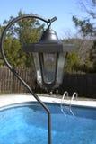 Lámpara solar Fotos de archivo