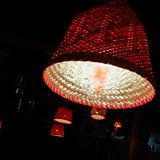 Lámpara tradicional Imagen de archivo
