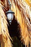 Lámpara turca del café Imagenes de archivo