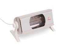 Lámpara ultravioleta fotografía de archivo libre de regalías