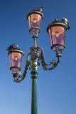 Lámpara veneciana Imagenes de archivo