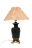 Lámpara verde grande imagenes de archivo