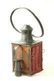 Lámpara vieja Imagen de archivo libre de regalías