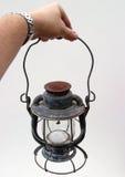 Lámpara vieja 2 Imagen de archivo libre de regalías