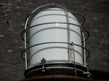 Lámpara vieja de la nave Fotos de archivo libres de regalías