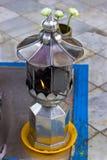Lámpara Wat Pho Foto de archivo