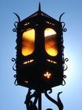 Lámpara y sol Imagenes de archivo