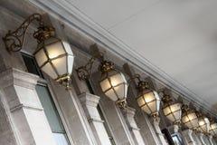 Lámparas Imagenes de archivo